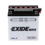 Akumulator EXIDE BIKE YB9L-B