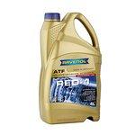 Olej przekładniowy ATF RAVENOL ATF RED-1, 4 litry