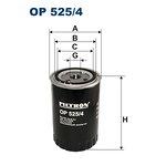 Filtr oleju FILTRON OP525/4