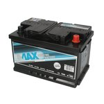 Akumulator 4MAX ECOLINE - 75Ah 700A P+