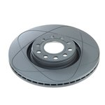 Tarcza ATE Power Disc VW Passat 2.0/2.5Tdi 00- przód 24.0325-0172.1