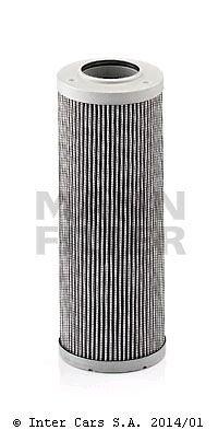 Filtr hydrauliczny MANN FILTER HD 846/2