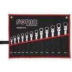Zestaw kluczy oczkowych SONIC 601210