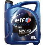 Olej silnikowy ELF EVO 700 STI 10W40 5L