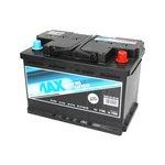 Akumulator 4MAX ECOLINE - 77Ah 760A P+