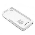 Bateria zewnętrzna do Apple iPhone 4 / 4S – biała, 1900mAh