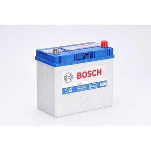 Akumulator BOSCH SILVER S4 021 - 45Ah 330A P+