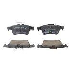 Ceramiczne klocki hamulcowe JURID WHITE 573186JC