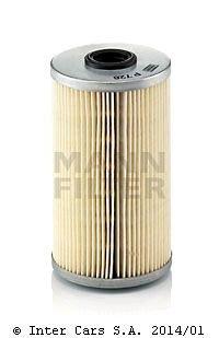 Filtr paliwa MANN FILTER P 726 x