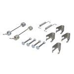 Zestaw montażowy szczęk hamulcowych TRW AUTOMOTIVE SFK403
