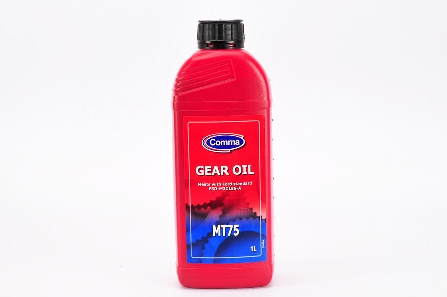 Olej do skrzyń biegów manualnych COMMA MT75 Gear Oil, 1 litr