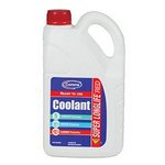 Płyn do układu chłodzenia (typu G12/ + ) Super LongLife Red Coolant COMMA SUPER LL RED COOLANT 2L