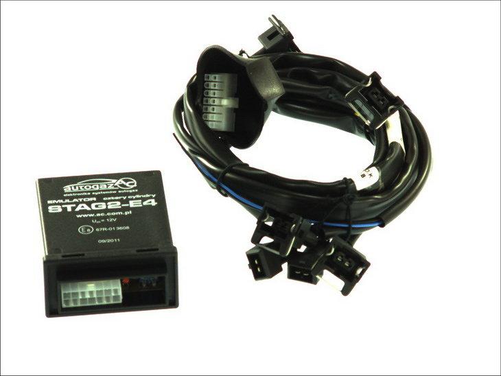 Emulator wtryskiwaczy AC STAG 2-E4 - darmowa dostawa do 5000 warsztatów Motointegrator Partner i 170 sklepów Inter Cars
