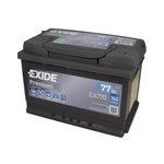 Akumulator EXIDE PREMIUM EA770 - 77Ah 760A P+ - Montaż w cenie przy odbiorze w warsztacie!