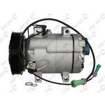 Kompresor klimatyzacji NISSENS 89101