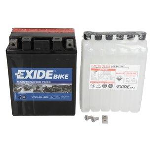 Akumulator EXIDE BIKE AGM YTX14AH-BS