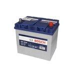 Akumulator BOSCH SILVER S4 024 - 60Ah 540A P+ - Montaż w cenie przy odbiorze w warsztacie!