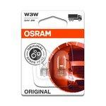 Żarówka (pomocnicza) W3W OSRAM Standard - blister 2 szt.