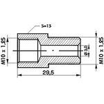 Elementy przewodu hamulcowego WP WP R-138