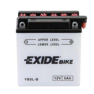 Akumulator EXIDE BIKE YB5L-B