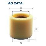 Filtr powietrza FILTRON AG247A
