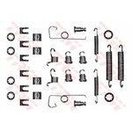 Zestaw montażowy szczęk hamulcowych TRW AUTOMOTIVE SFK131