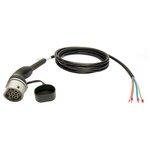 Kabel prosty Jazzy2Go 1-fazowy, 3,7kW, typu 2 do stacji AC, 5m