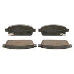 Ceramiczne klocki hamulcowe JURID WHITE 573335JC