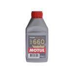 Płyn hamulcowy wyczynowy MOTUL RBF 660 Factory Line, 0,5 litra