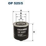 Filtr oleju FILTRON OP525/5
