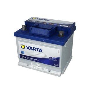 Akumulator VARTA BLUE DYNAMIC B18 - 44Ah 440A P+ - Montaż w cenie przy odbiorze w warsztacie!