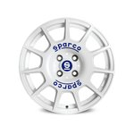 Felgi do Motorsportu SPARCO A165114345SPTERRAW