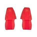 Pokrowce na siedzenia F-CORE F-CORE FX08 RED