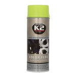 Guma w sprayu K2 - kolor żółty, 400ml