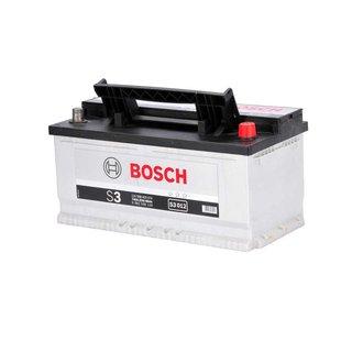 Akumulator BOSCH SILVER S3 012 - 88Ah 740A P+ - Montaż w cenie przy odbiorze w warsztacie!