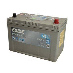 Akumulator EXIDE PREMIUM EA954 - 95Ah 800A P+