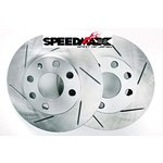 Tarcze Fiat Scudo/Citroen Jumpy/Dispatch/Peugeot Expert nacinane 2szt. przód SPEEDMAX 5201-01-0671PTU