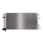 Chłodnica klimatyzacji NISSENS 94591