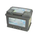 Akumulator EXIDE PREMIUM EA612 - 61Ah 600A P+ - Montaż w cenie przy odbiorze w warsztacie!