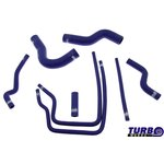 Przewody silikonowe TurboWorks Subaru Impreza GT 1997-01 RH072