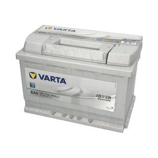 Akumulator VARTA SILVER DYNAMIC E44 - 77Ah 780A P+ - Montaż w cenie przy odbiorze w warsztacie!