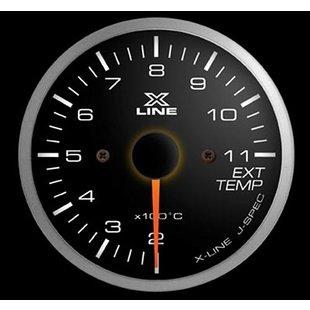 Wskaźnik temperatury spalin EGT STRI XS5206W