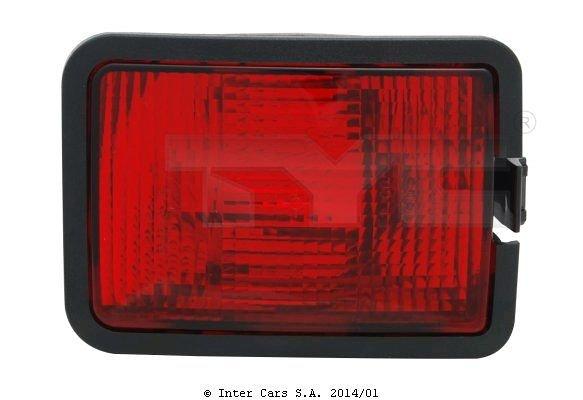 Lampa przeciwmgielna tył TYC 19-0519-10-2