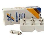 Żarówka (pomocnicza) C5W CARTECHNIC - karton 10 szt., rurkowa