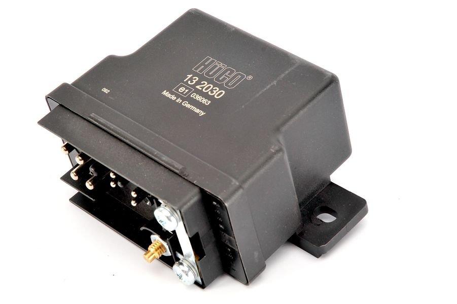 Sterownik/przekaźnik świec żarowych HUCO 132030 - darmowa dostawa do 5000 warsztatów Motointegrator Partner i 170 sklepów Inter Cars