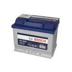 Akumulator BOSCH SILVER S4 005 - 60Ah 540A P+ - Montaż w cenie przy odbiorze w warsztacie!