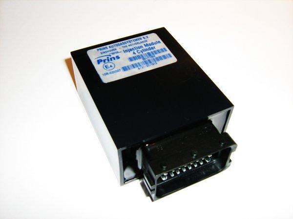 Emulator wtryskiwaczy 4 cylindrów VSI