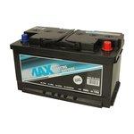 Akumulator 4MAX ECOLINE - 80Ah 720A P+