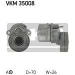 Napinacz paska klinowego SKF VKM 35008