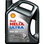 Olej silnikowy SHELL HELIX ULTRA A5/B5 0W30 4L